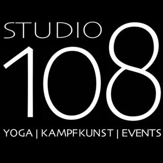 Logo Studio 108 Yoga